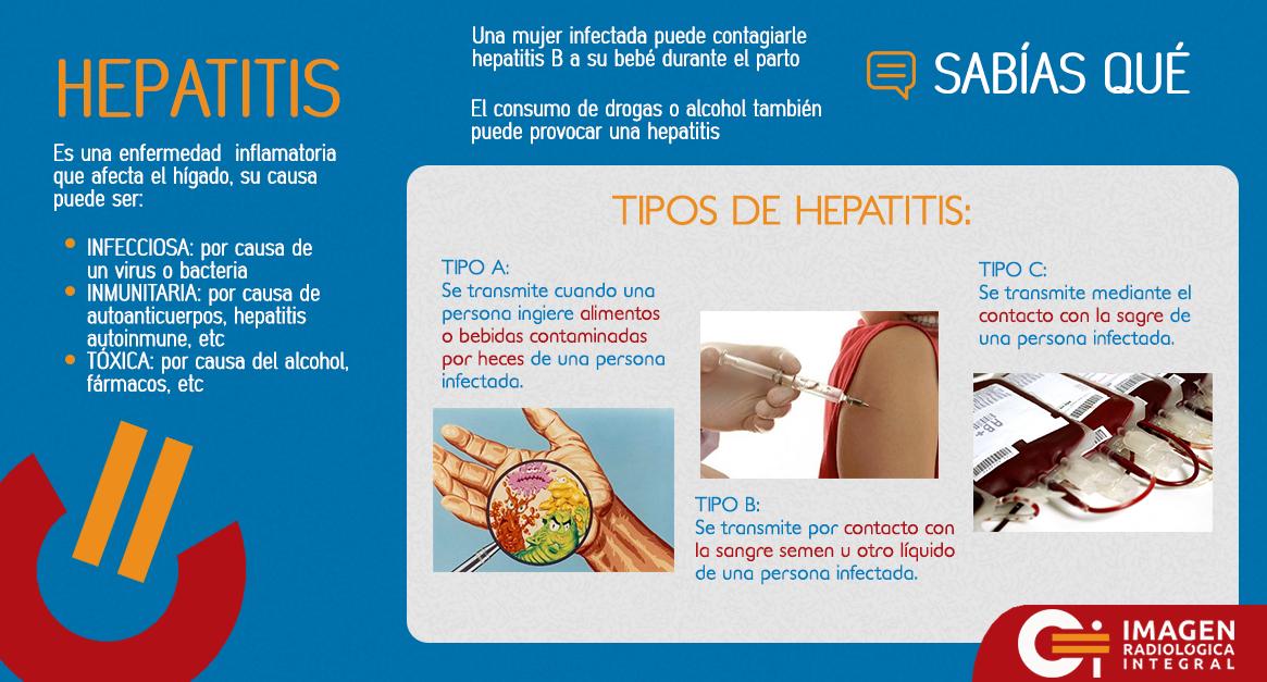 Bacteria es virus hepatitis una la o un